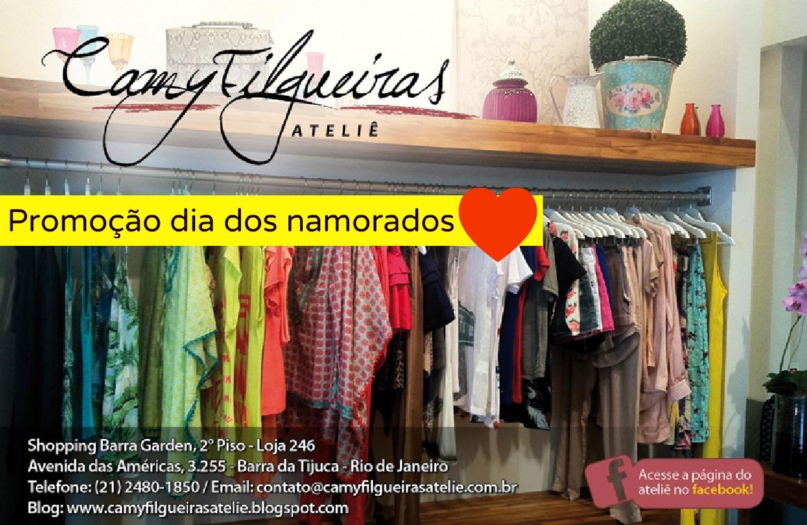 CamyFilgueiras-AteliêCamyFilgueiras-Roupas-BarraGarden-Promoção-PromoçãoDiadosnamorados-Blogdalari-Lariduarte.com