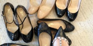 Onde consertar sapatos?