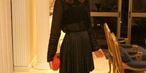 Look do dia: all black