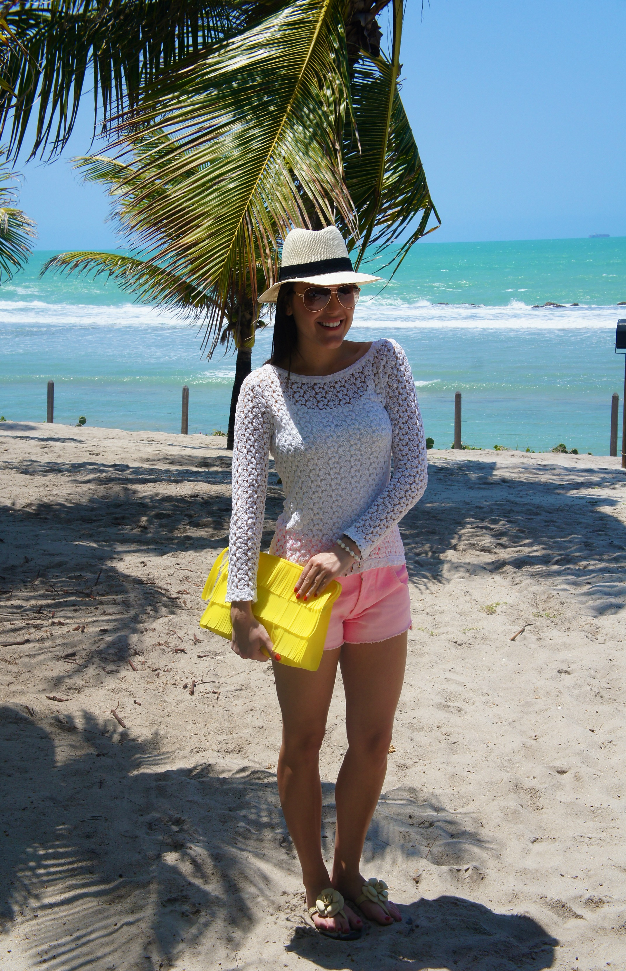 look-do-dia-Blog-da-Lari-Duarte-Nannai-Resort-Recife-Onde-fica-Como-chegar-?-Look-of-the-day-Farm-Zibba-Porto-de-Galinhas-Praia-de-Muro-Alto