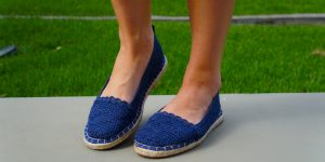 Conforto para os pés