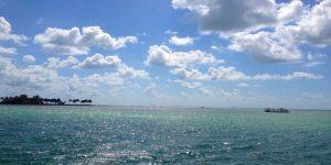 Programa al mare em Miami