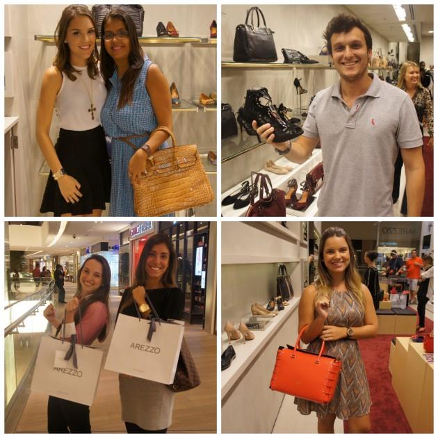 Eu e Mariana Portela, meu irmão fofo comprando presente, girls nas comprinhas e Mari Fogaça com sua nova bolsa