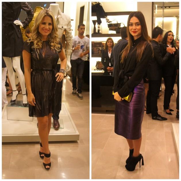 A PR Ana Paula Barbosa e a atriz Thaila Ayala