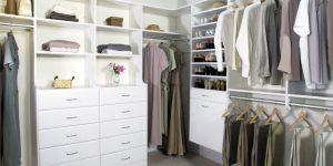 Como arrumar o closet? – parte #1