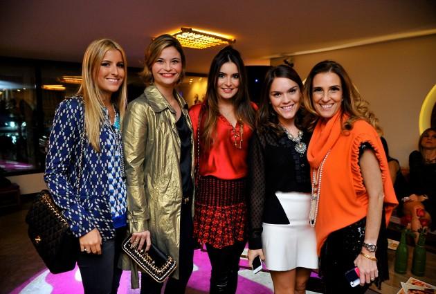 Bloggers com a querida Vivi Louback, uma das sócias da Carmen Steffens de Niterói