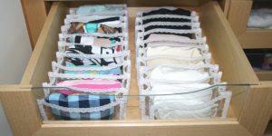 Como arrumar o closet? – parte #2