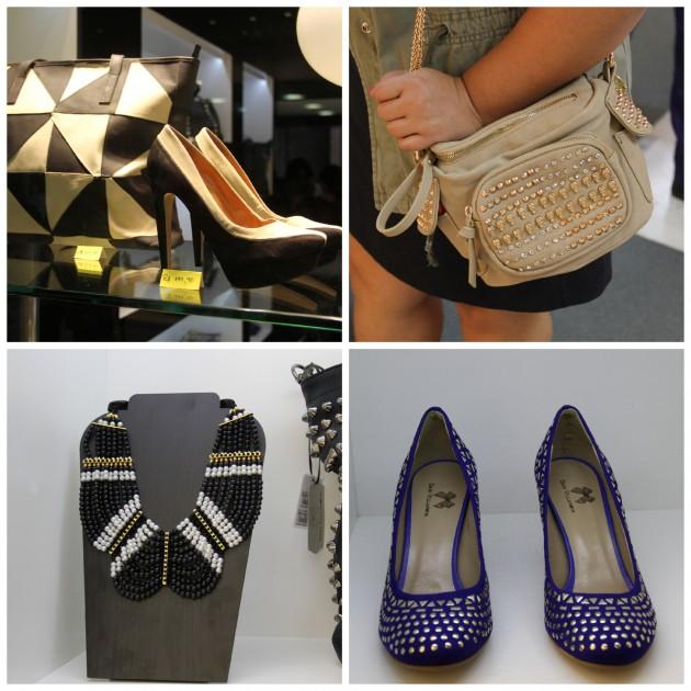 Sapatos e acessórios lindos da Dani Villanova, e essa camera bag que entrou para o topo da minha wishlist