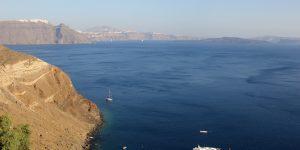 Um pouco sobre Santorini