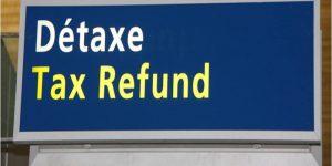 Como pegar a taxa de volta?