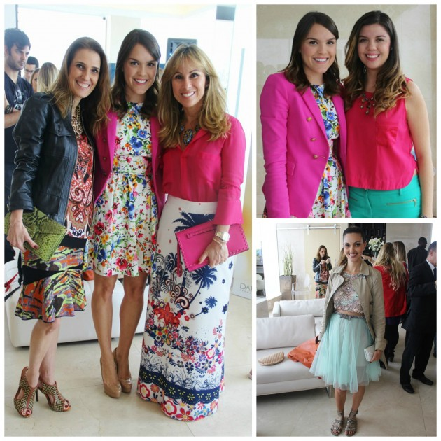 No evento com as bloggers: Is Fashion Mag, Andrea Rudge, Garota de Blush, e Maria Cortez