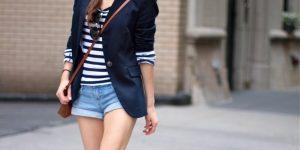 Lari TV: truque para segurar o blazer