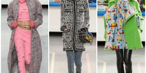 Um apanhadão da semana de moda de Paris