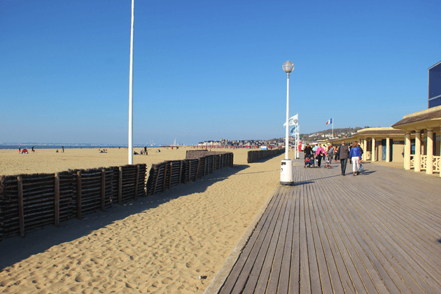 Praia de Deauville