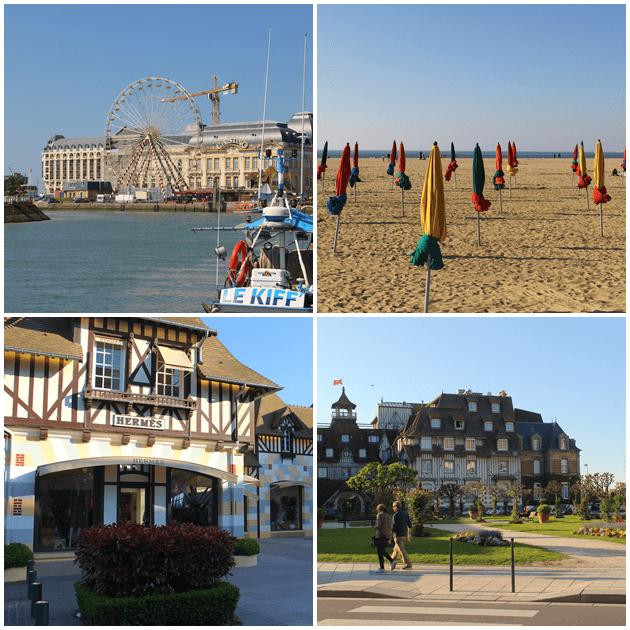 Um pouco de Deauville...
