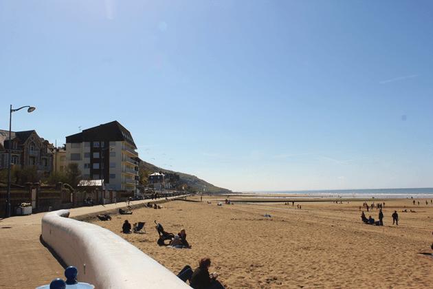 Praia de Villers