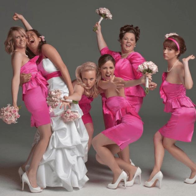 """Foto de """"Bridemaids"""" um dos meus filmes favoritos"""