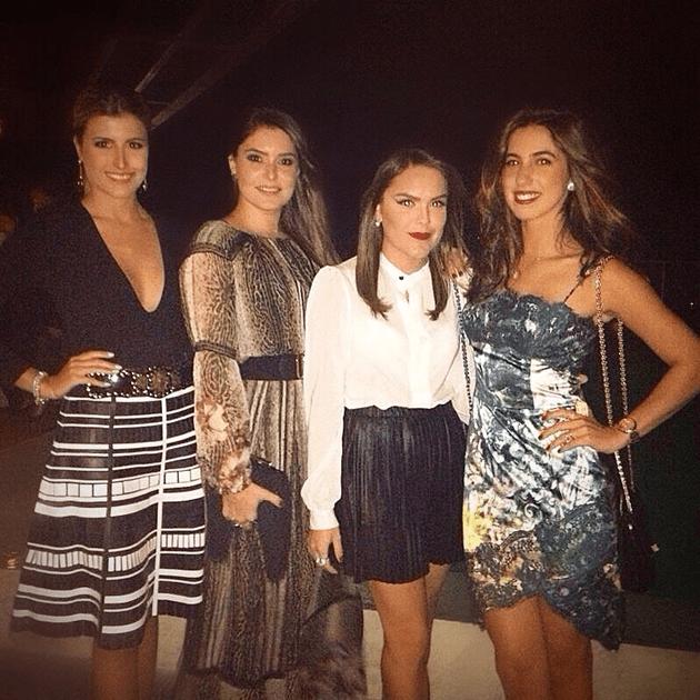Bloggers amigas e queridas: Dandynha Barbosa, Inventando Moda e Luiza Sobral