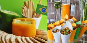 Saúde em foco: snacks saudáveis para Copa