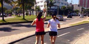 Correndo com estilo
