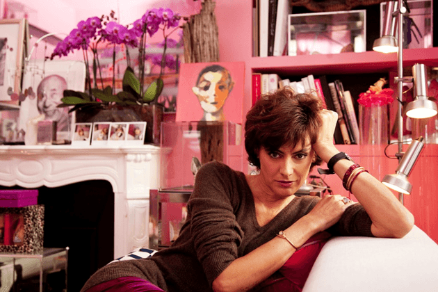 """Ines de La Frassange definiu o """"estilo parisiense"""""""