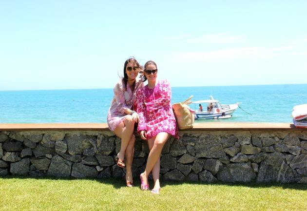 Com a querida blogger Nath Tosto do Coisas Que Amamos (primeira dama dessa casa linda!)