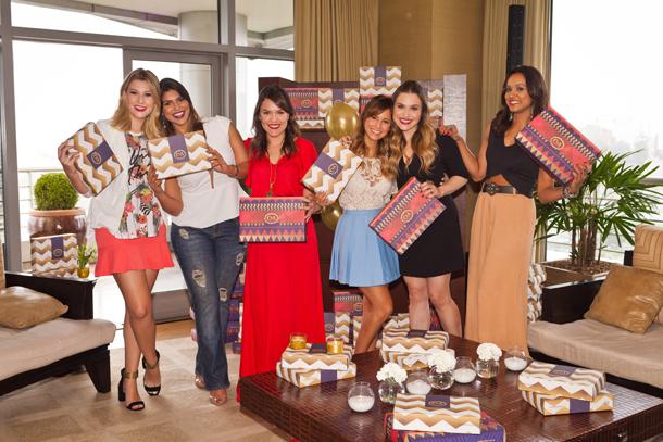 Caras Blog - Amigo Secreto C&A - Hotel Hyatt - Avenida das Nacoes Unidas, 13301 - Sao Paulo - SP