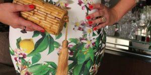 Bambu clutch: um clássico no closet