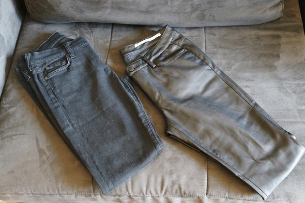 Calças: Seven Jeans e Zara