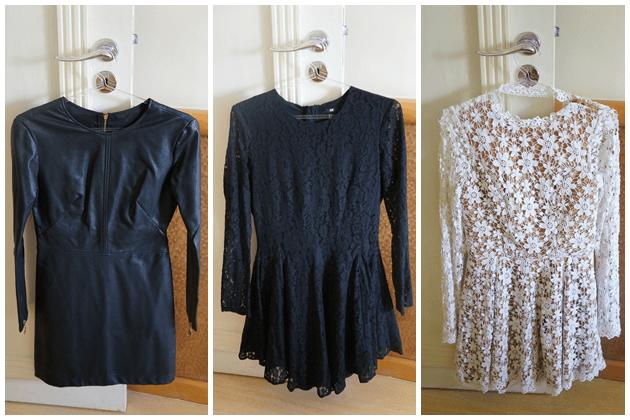 Vestidos: Fabulous Agilitá/ H&M/ Litt