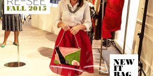 Conferindo o re-see da Dior