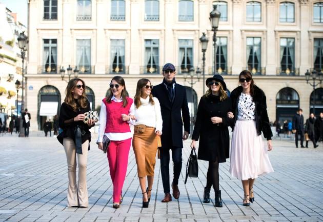 Eu e o time de bloggers do Caras Blogs
