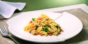 Saúde em foco: receita de Bacalhau fit