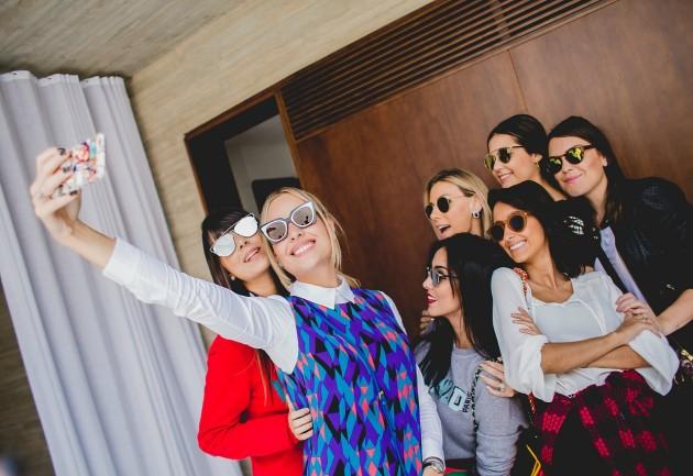 #Selfie das blogueiras