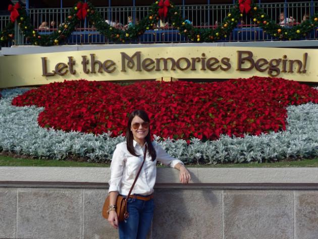 Eu em Orlando em 2013