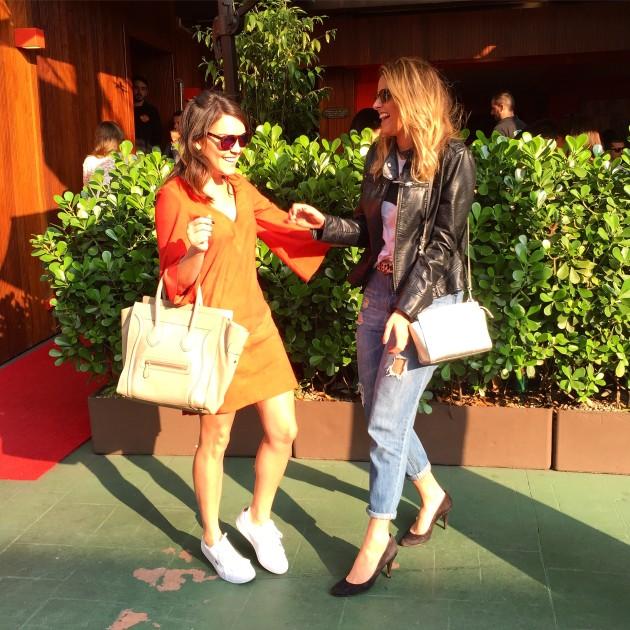 Eu e a belezura, Laila Coelho