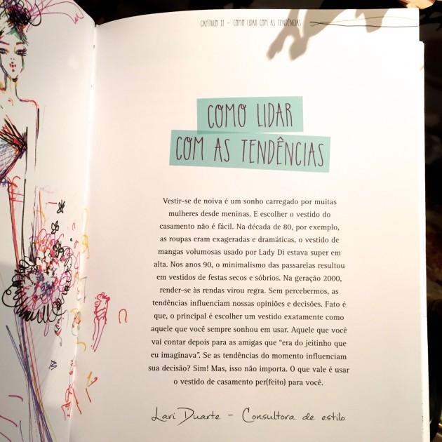 Minha participação no livro da Carol Hungria