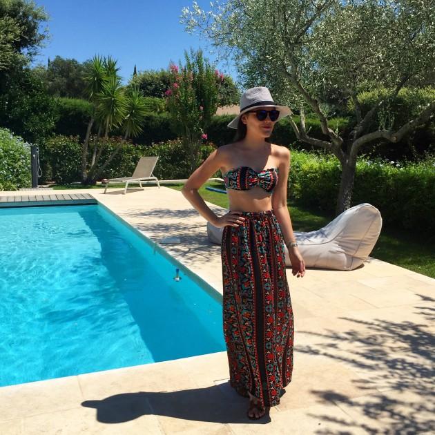 Look inspiração verão europeu summer Saint Tropez o que usar Lari Duarte blog dicas