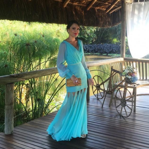 casamento de dia o que vestiir usar vestido inspirações dica madrinha noiva casamento Lari Duarte blog