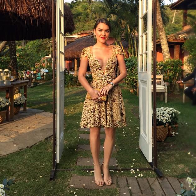 Casamento de dia em Búzios o que usar dicas sugestões fotos look Pousada Praia Tartaruga o que vestir blog Lari Duarte