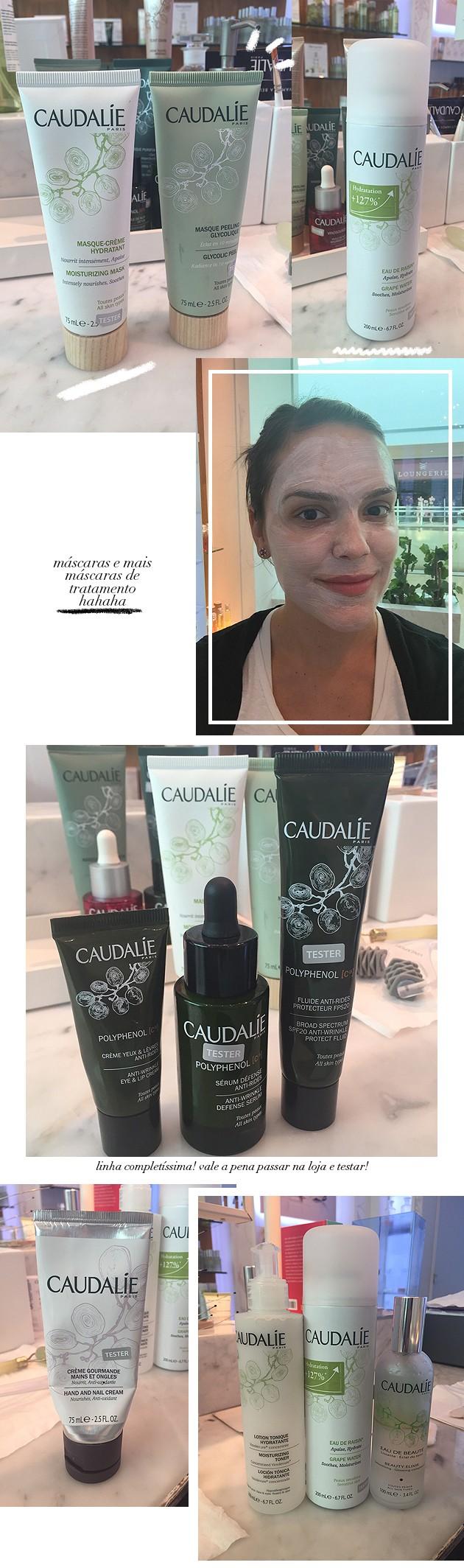 caudalié marca de beleza tudo sobre onde comprar VillageMall blog Lari Duarte dicas beauté