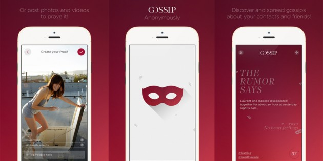 Appli Gossip Aplicativo de fofocas novidade