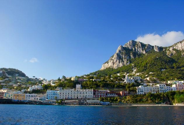 Dicas práticas de Capri Informações tudo sobre infos básicas como chegar roteiro guia ilha Itália blog Lari Duarte-