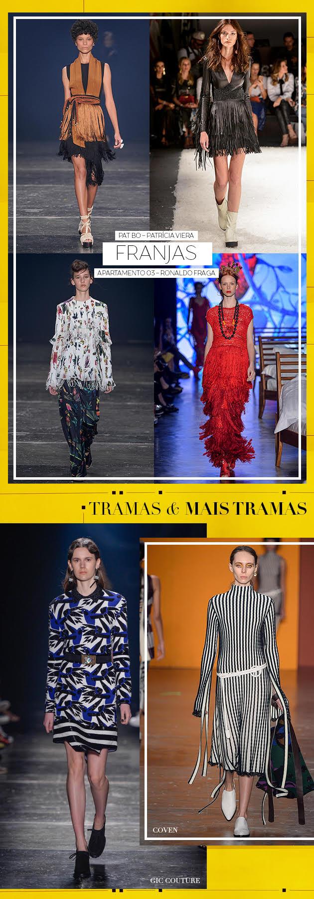 O que vamos usar no inverno 2016? Tendencias trends inverno 2016 próxima estação tudo sobre blog Lari Duarte