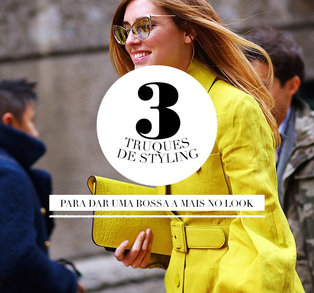 Como usar look monocromático dicas de estilo styling tudo sobre dar um charme a mais Lari Duarte blog