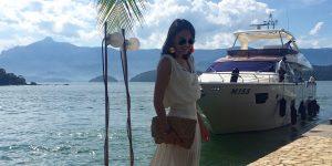Meus looks na Ilha de Caras