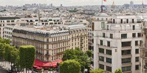 Onde ficar em Paris? Hotel Barrière Le Fouquet's