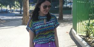 Look do dia: color power!