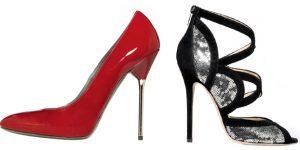 O sapato mais sexy de 2012