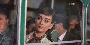 Audrey Hepburn está de volta!